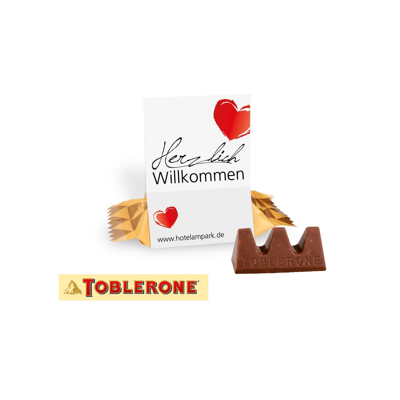 personalisierte Schokolade