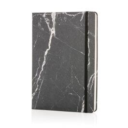 Deluxe A5 Notizbuch in Marmor-Optik