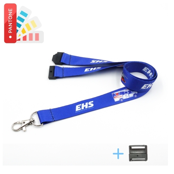 Lanyard Polyester Sublimation mit SV